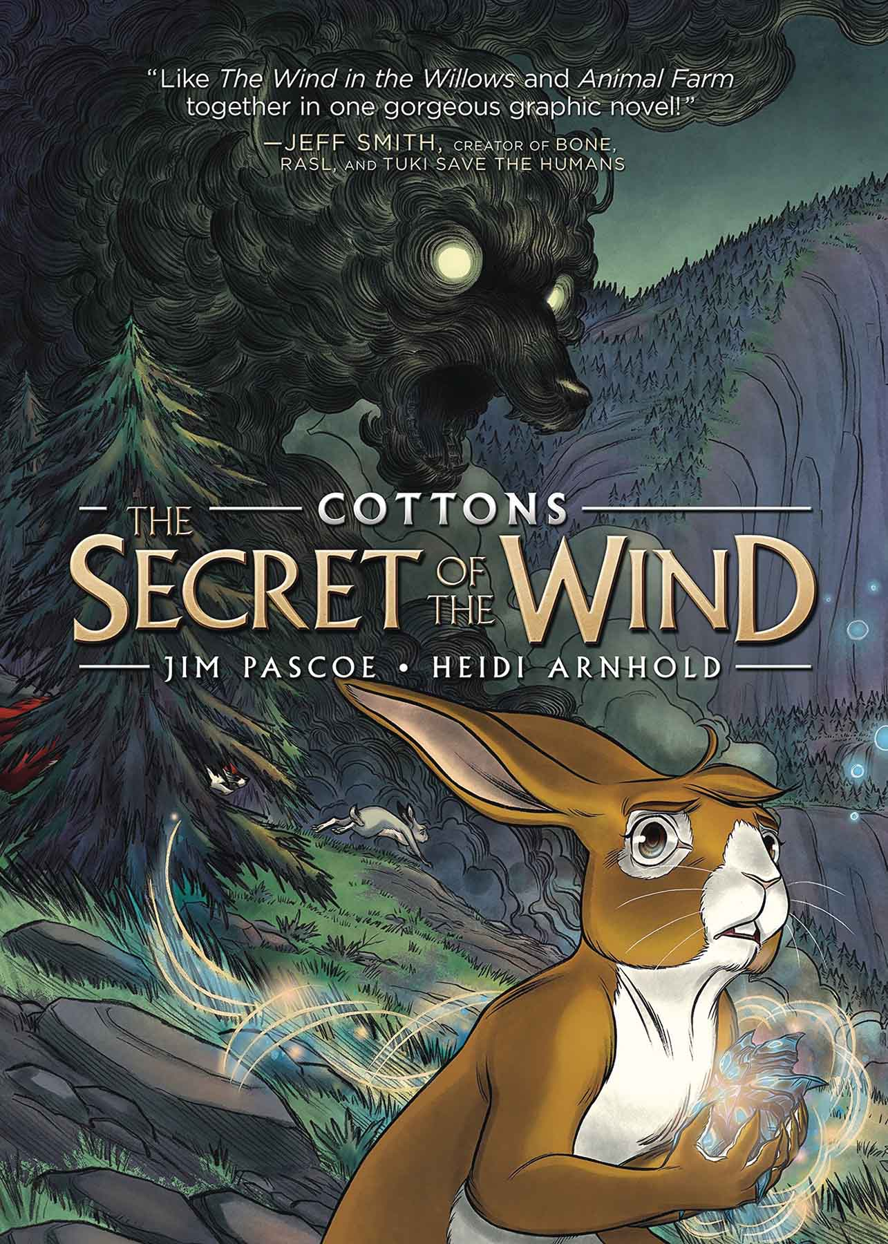 Cottons: Secret of Wind