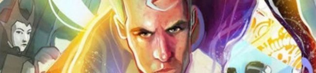 Quicksilver: No Surrender #1