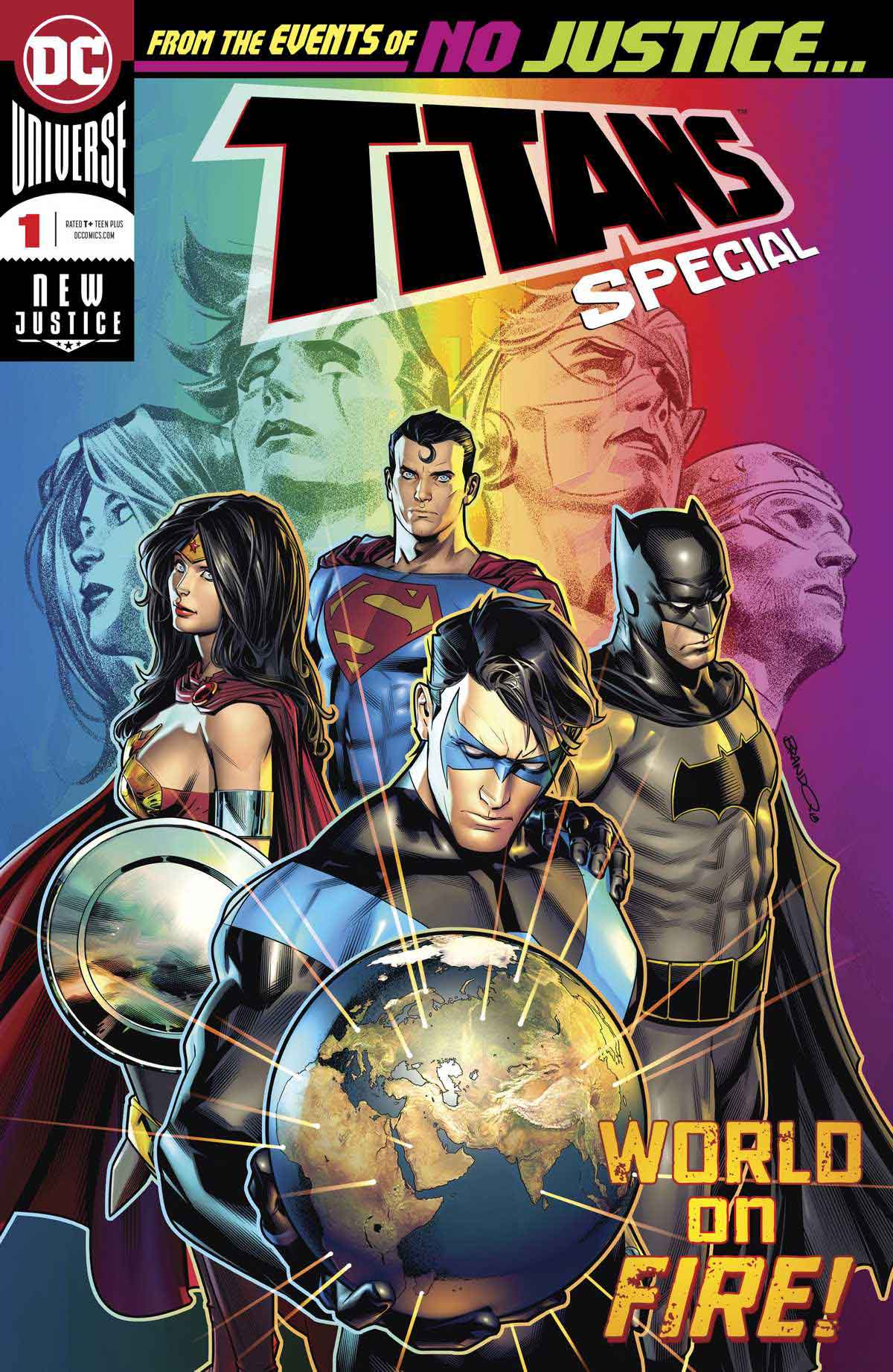 Titans: Special