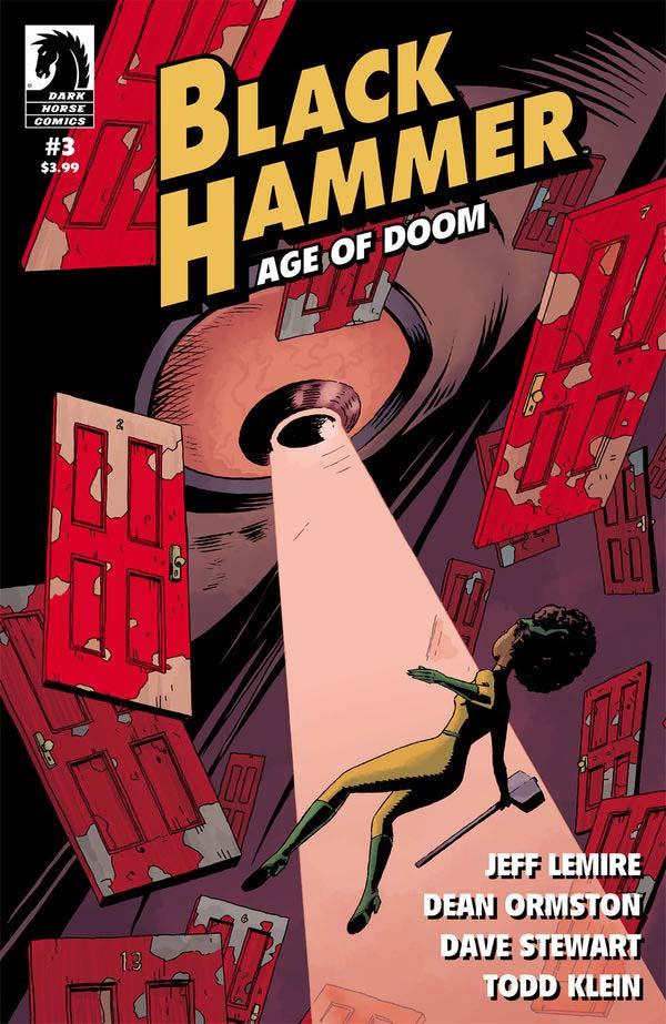 Black Hammer: Age Of Doom