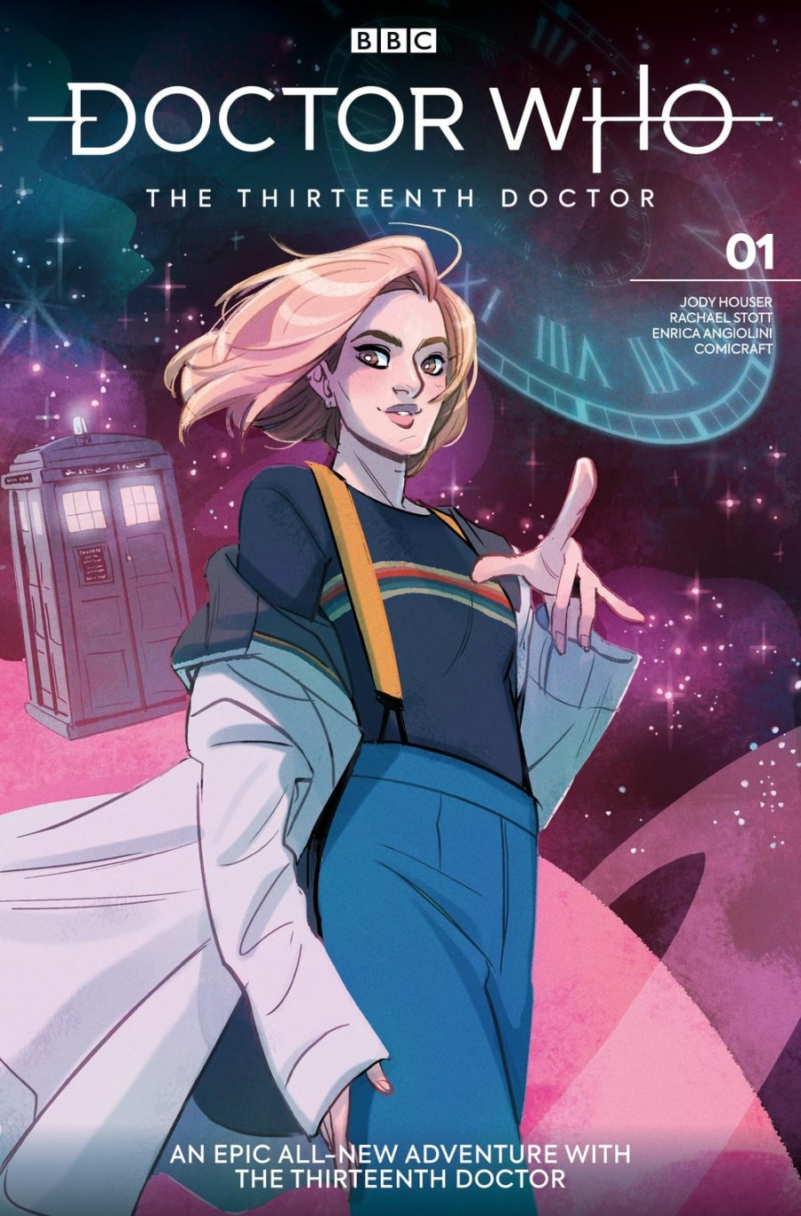 Doctor Who: The Thirteenth Doctor