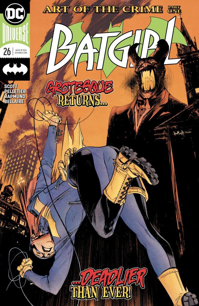 Batgirl #26