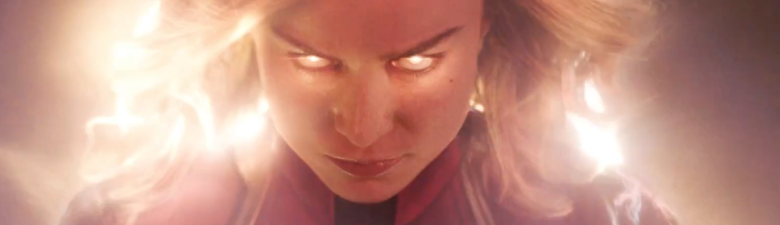 captain marvel teaser trailer