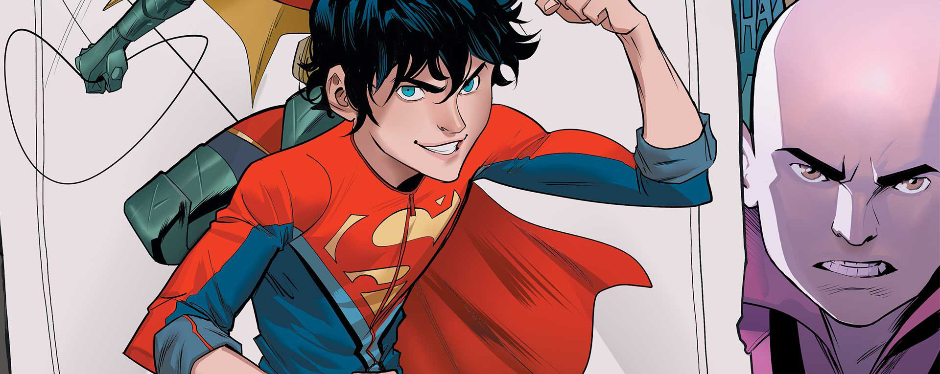 adventures super sons