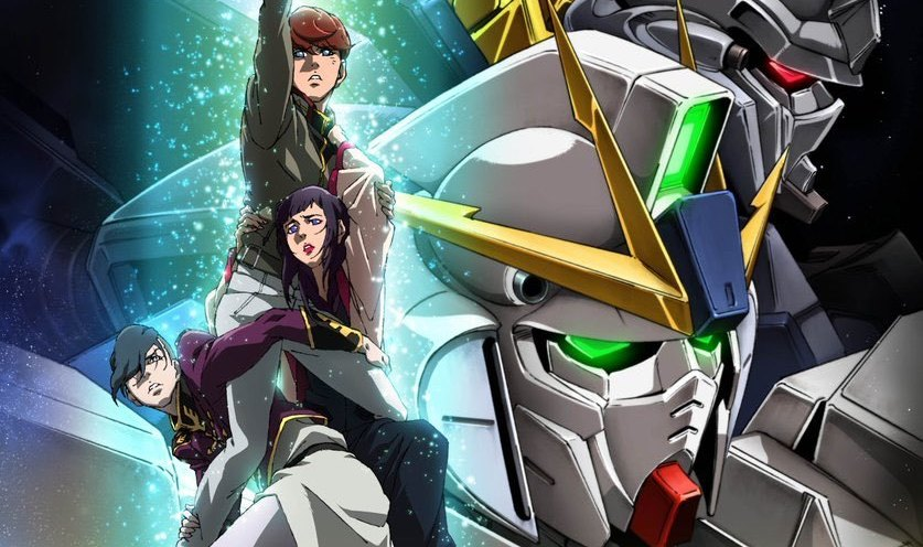 Mobile Suit Gundam NT trailer