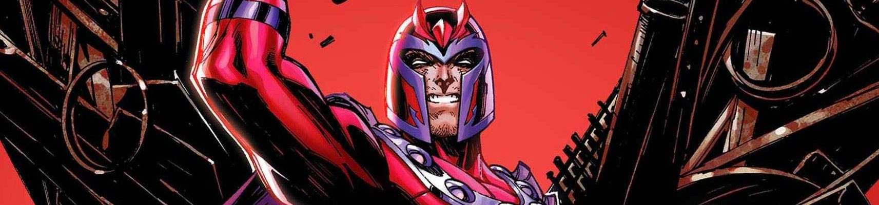 X-Men: Black - Magneto #1