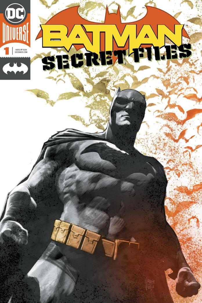 Batman: Secret Files