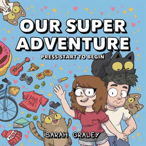 Our Super Adventure: Press Start Τo Begin
