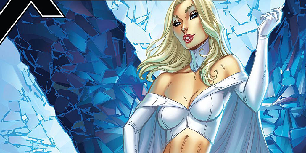 x-men black emma frost