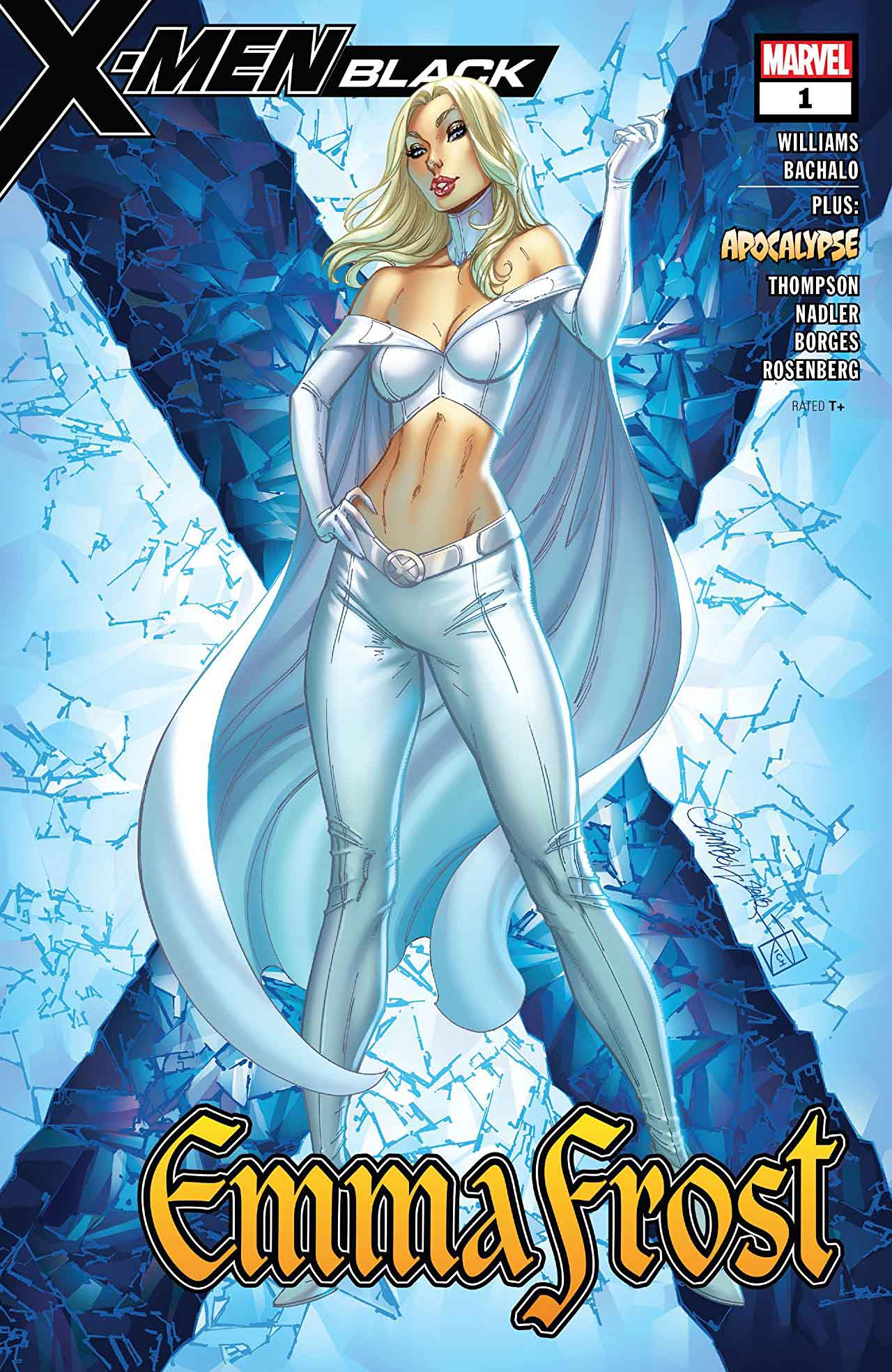 X-Men: Black - Emma Frost