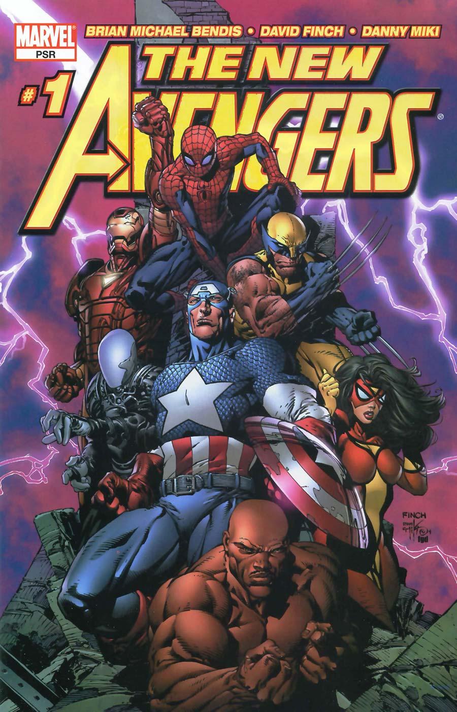 Avengers (Brian Michael Bendis)
