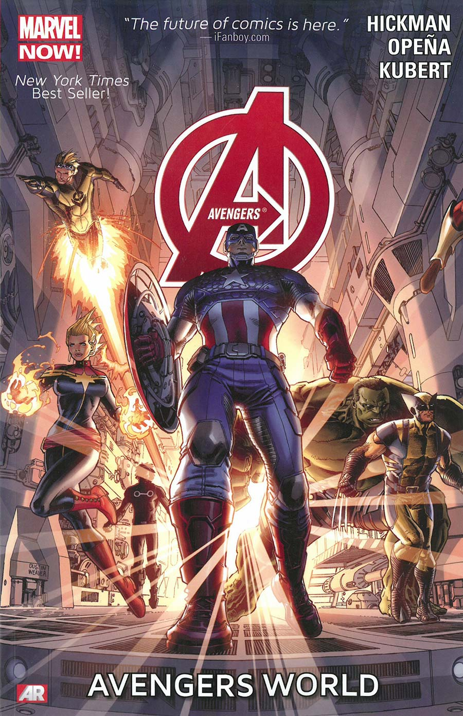 Avengers (Jonathan Hickman)