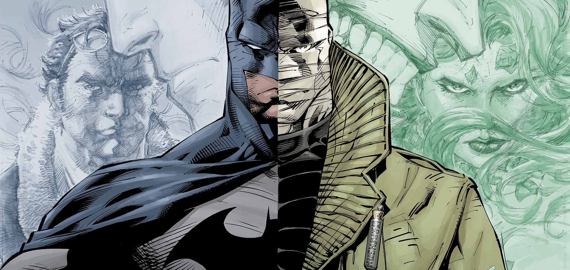 Top 100 Overrated Comics: 9. Batman: Hush