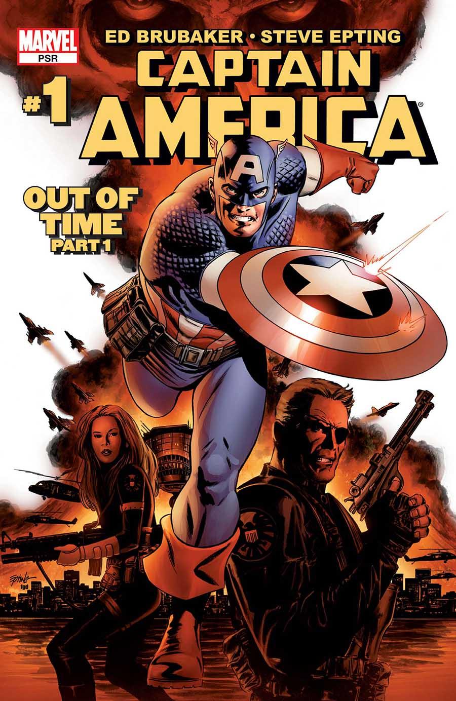 Captain America (Ed Brubaker)