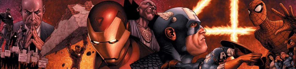 Top 100 Overrated Comics: 4. Civil War