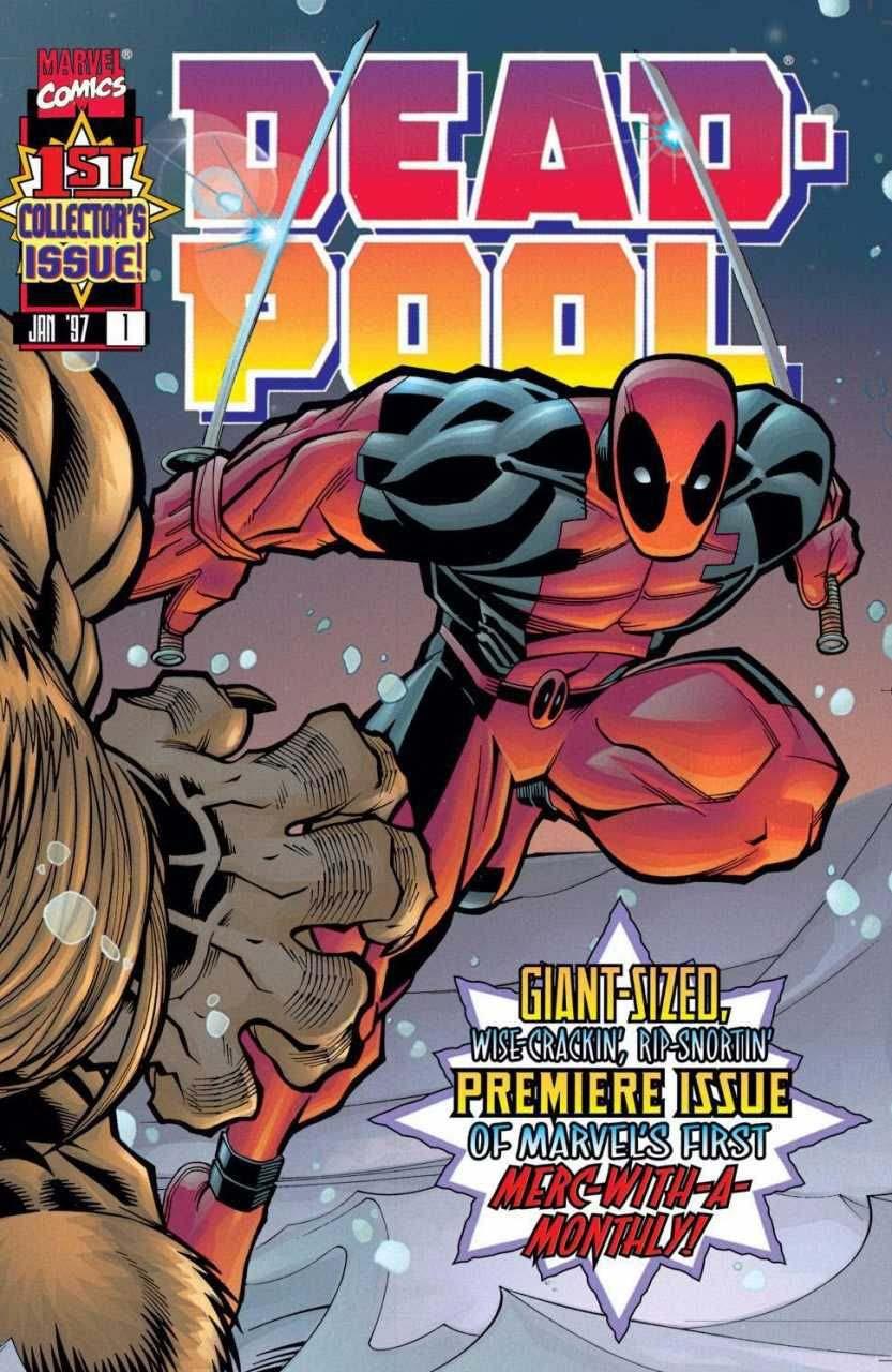 Deadpool (Joe Kelly)