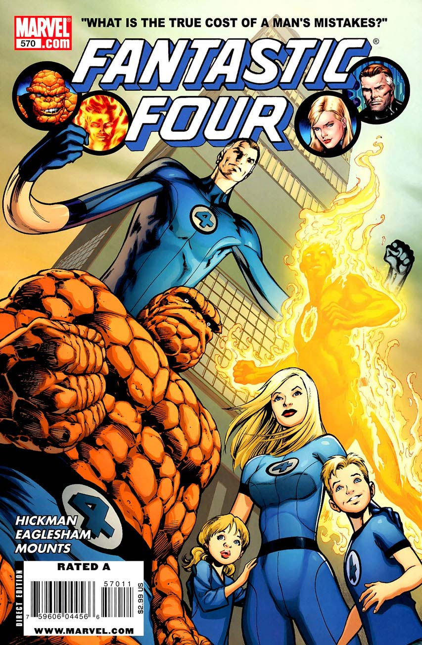 Fantastic Four (Jonathan Hickman)
