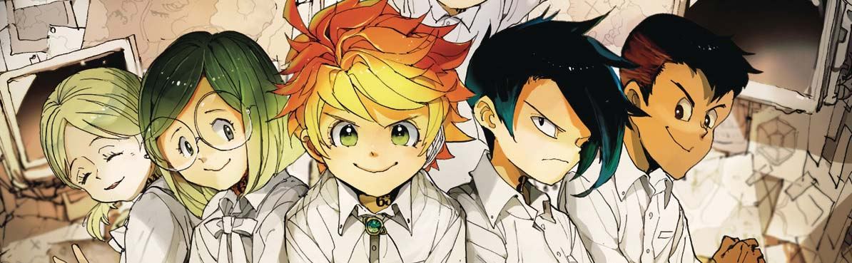 The Promised Neverland Volume 7