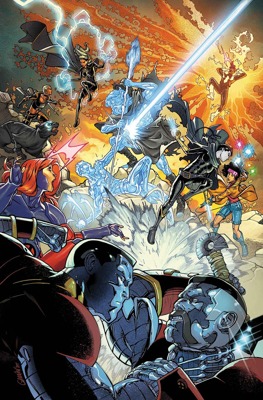 Uncanny X-Men: Winter's End