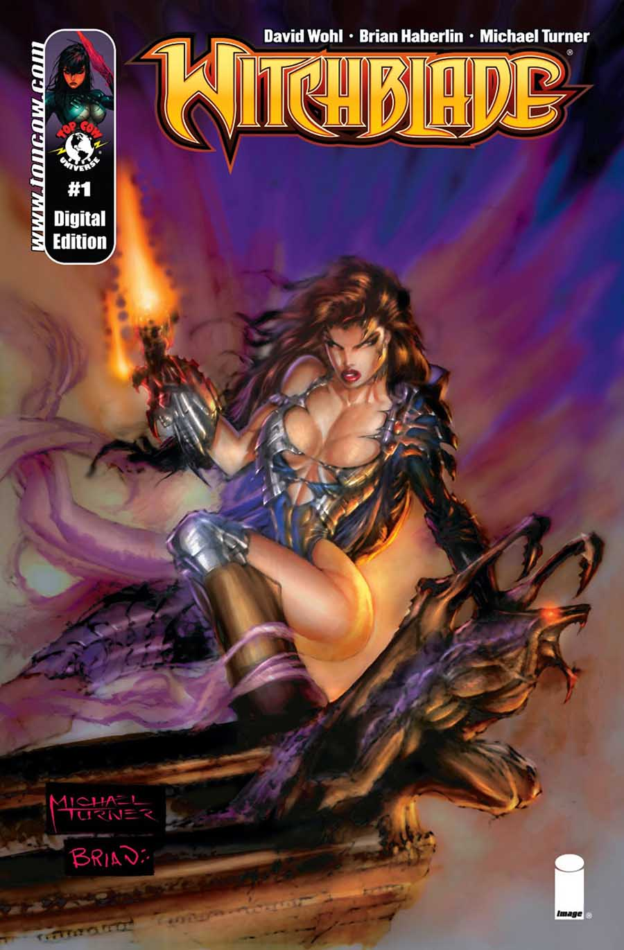 Witchblade (Michael Turner)