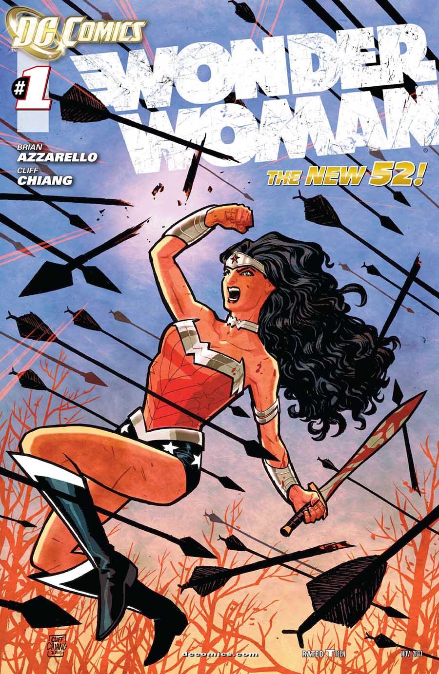 Wonder Woman (Brian Azzarello)