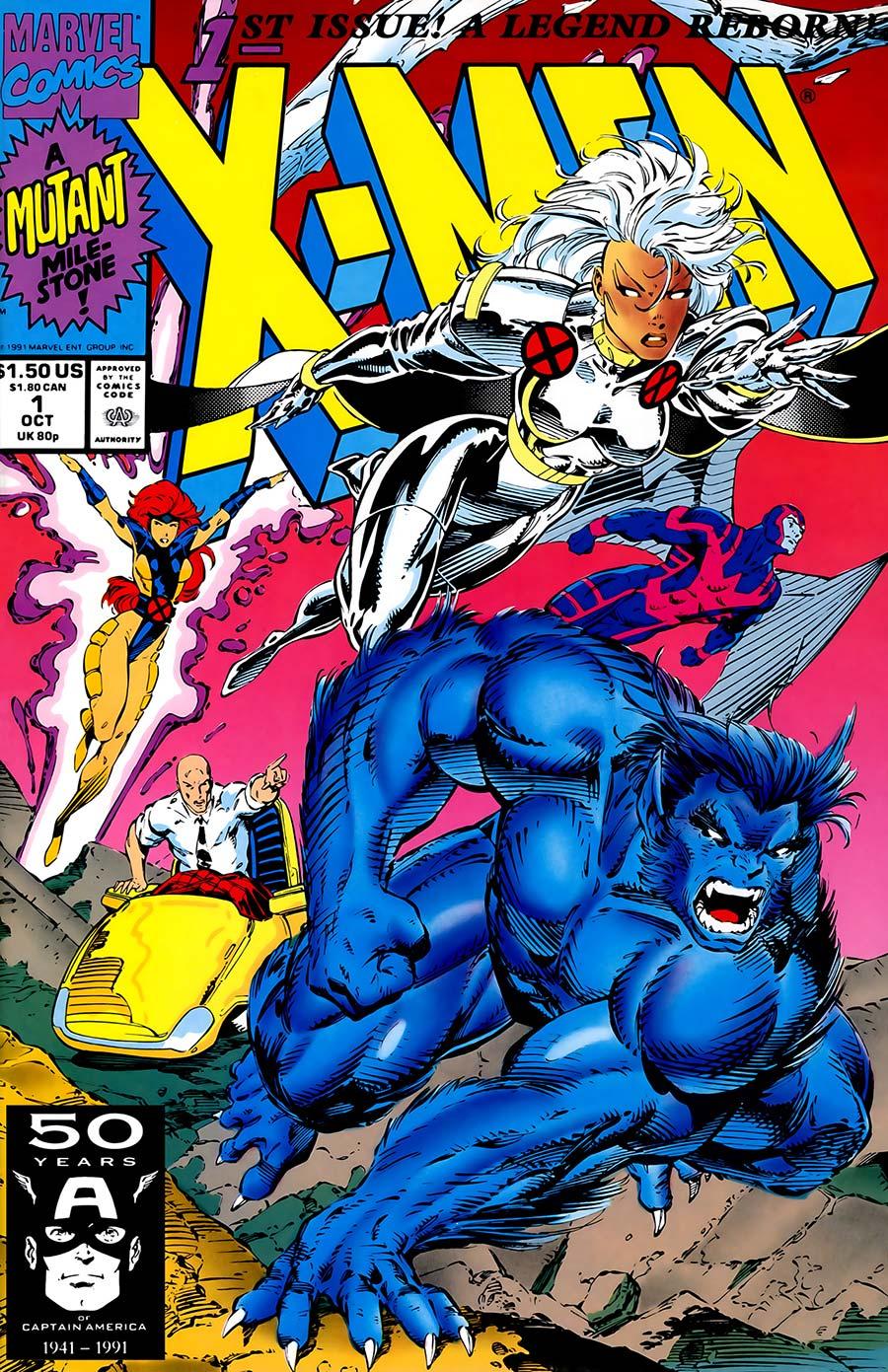 X-Men (Claremont/Lee)
