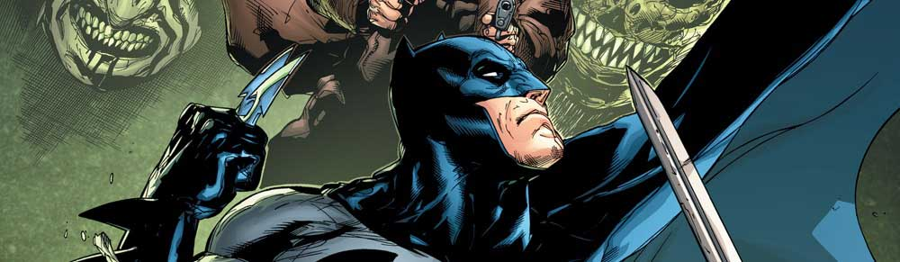 Detective Comics 996