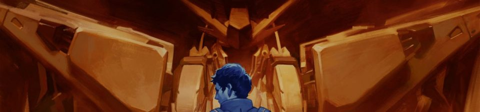 Mobile Suit Gundam: Hathaway's Flash Trailer
