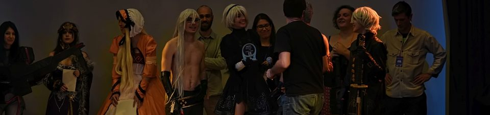 Comicdom Cosplay 2019 - Judges And Prizes