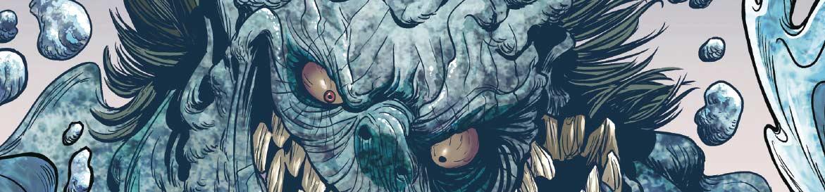 The Girl In The Bay #3 (Dark Horse Comics)
