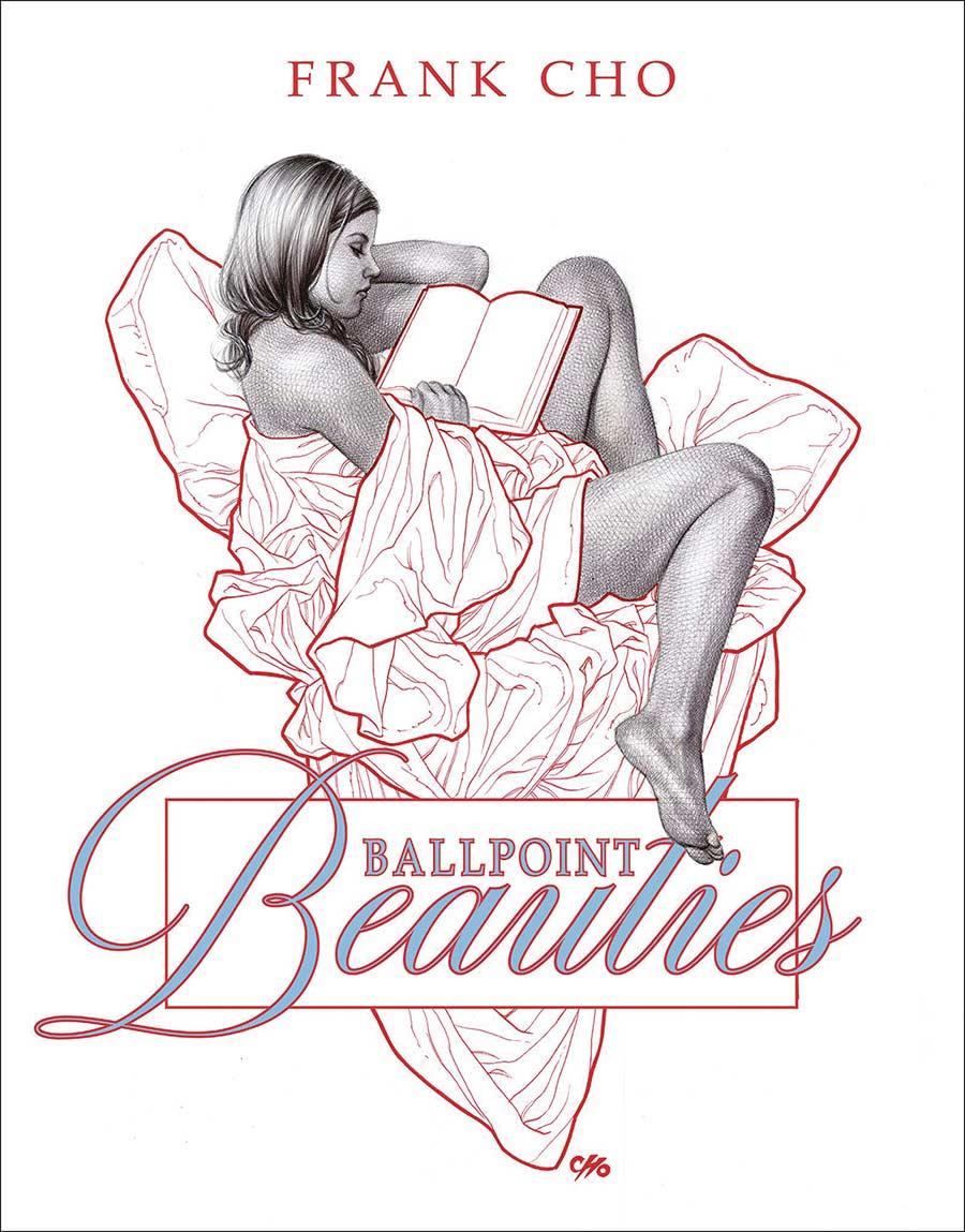 Frank Cho: Ballpoint Beauties SC
