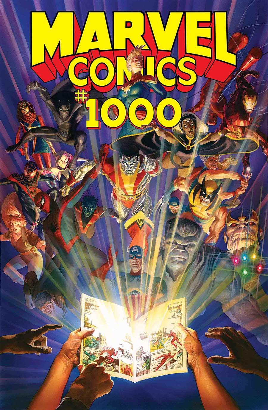 Μarvel Comics