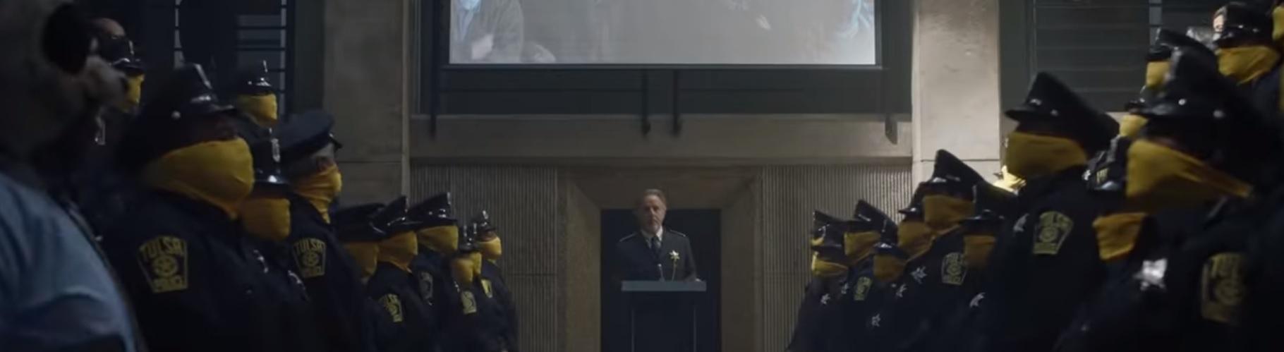 San Diego Comic-Con 2019 - Watchmen Trailer