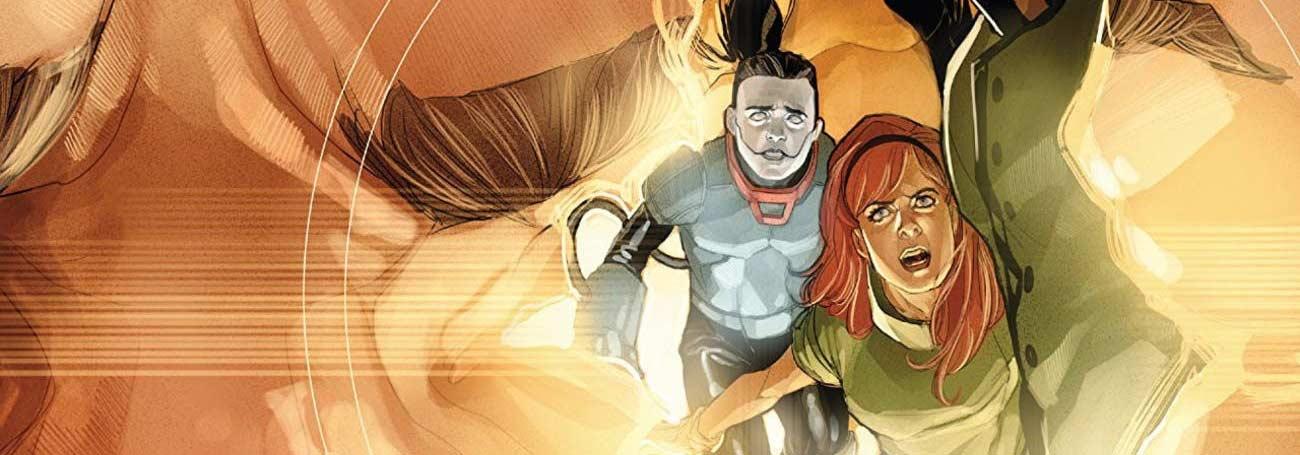 Age Of X-Man: Omega #1 (Marvel Comics)