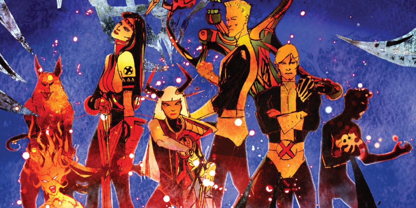 The New Mutants: War Children #1