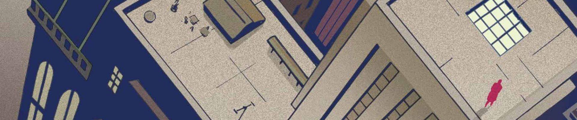 Εργαστήριο Αρχιτεκτονικής Και Comics