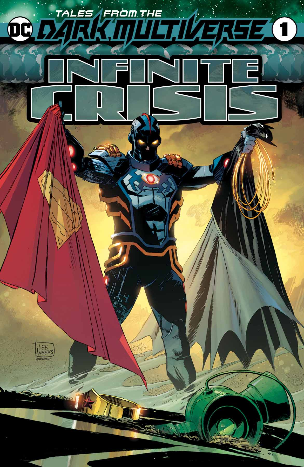 Tales From The Dark Multiverse: Infinite Crisis