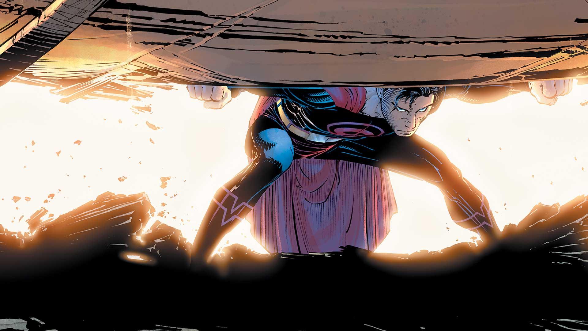 Superman: Year One #3