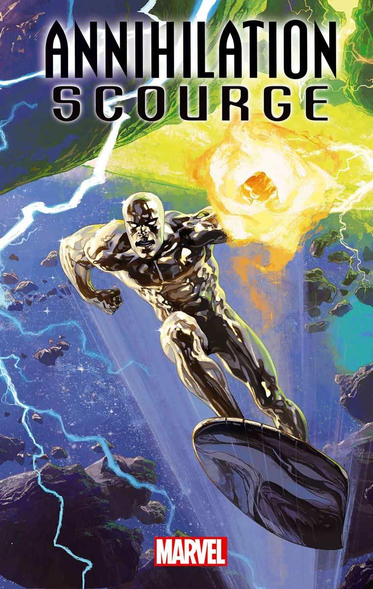Annihilation - Scourge: Silver Surfer