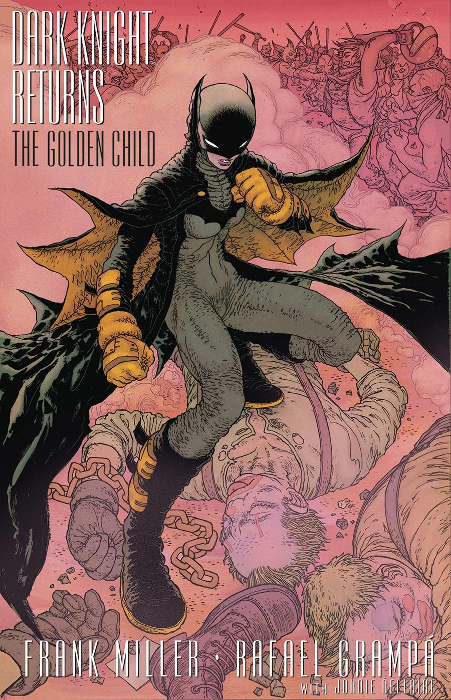 The Dark Knight Returns: The Golden Child