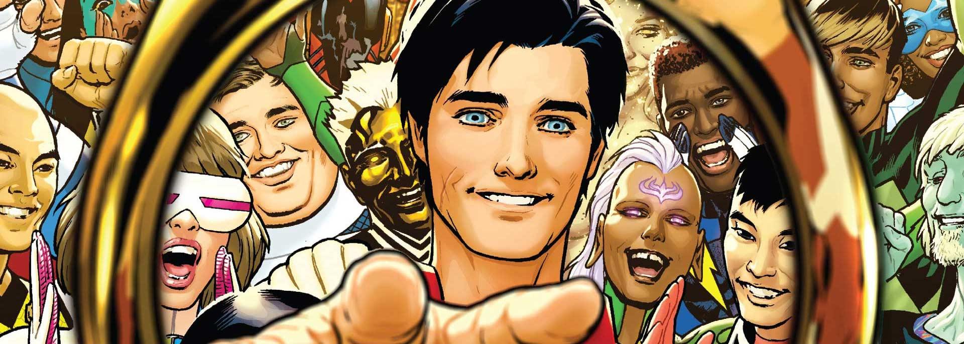 Legion Of Super-Heroes: Millenium #2