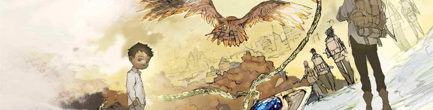 The Promised Neverland Volume 12