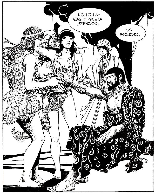 La Odisea II