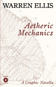 Aetheric MEchanics - Cover