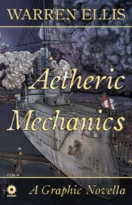 Aetheric MEchanics - Cover [Color]