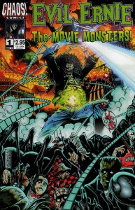 Evil Ernie - the Movie Monsters - Cover - Small
