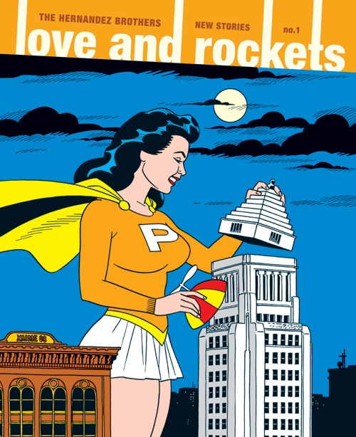 Love_And_Rockets_New_Stories_1