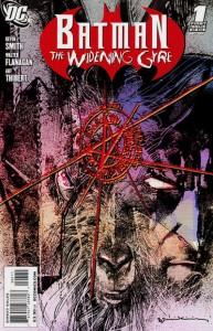 Batman - The Widening Gyre #1 - Cover