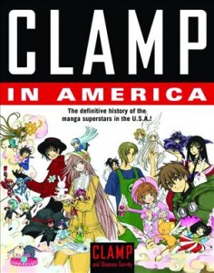 Clamp in America - Cover