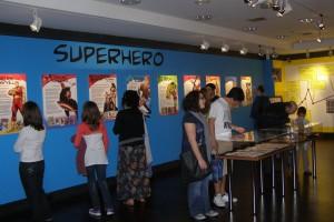 Superhero Experience